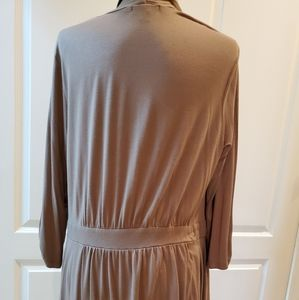 Mocha brown cover-up
